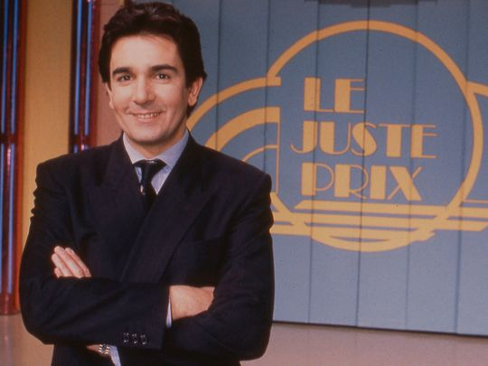 Le Juste Prix, un jeu TV où il fallait deviner le prix réel d'un objet